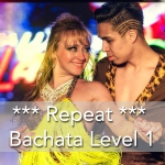 Toronto Bachata Dance Lessons Repeat