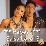 Mississauga Salsa Lesson Level 3