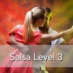 Mississauga dance salsa level 3