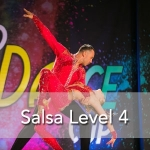Mississauga salsa dance lessons level 4
