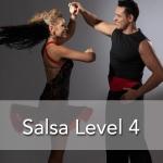 Mississauga salsa dance lessons level4