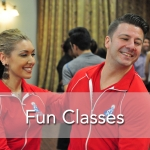 Dancing Classes Salsa Toronto-Fun Salsa Lessons