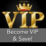 Salsa Bachata VIP Dance Social Member Card