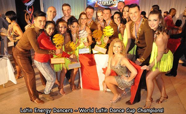 Toronto best salsa dance classes