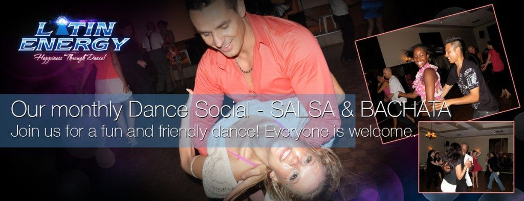 Toronto Best Latin Salsa Dance Classes Nights Party