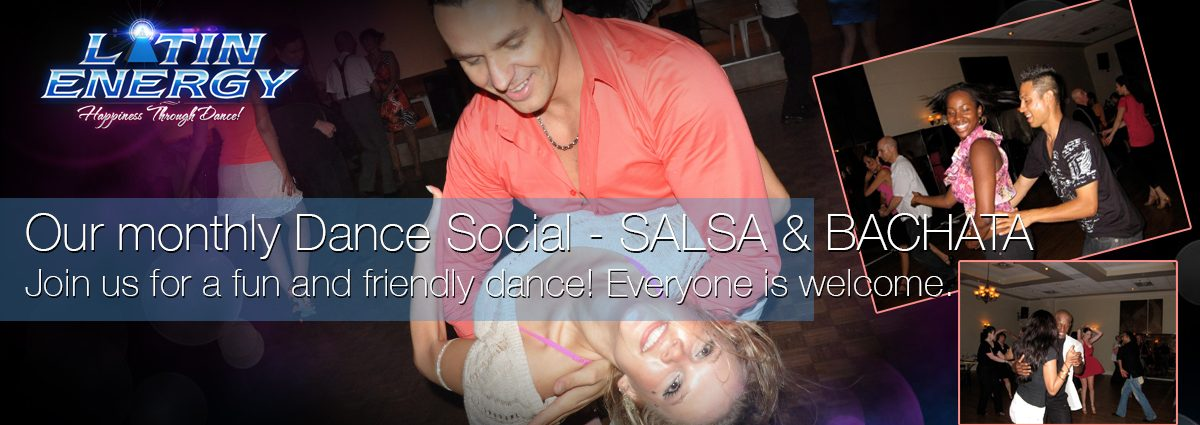 best salsa group dance lessons in Toronto