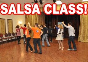 Toronto fress salsa lessons