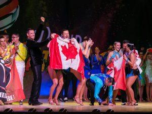 Salsa bachata dancers Toronto 2