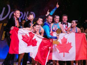 Salsa bachata dancers Toronto 1