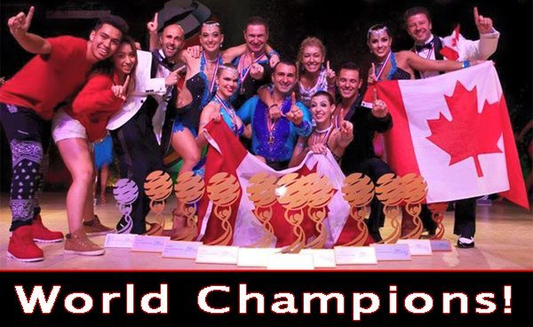 Toronto best latin dance shows