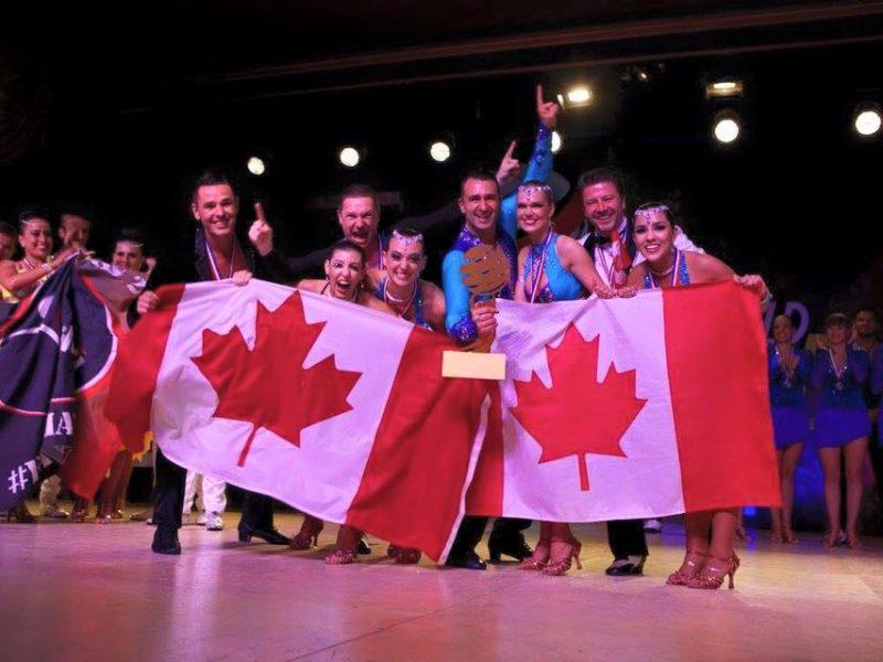 Toronto world best dancers shows