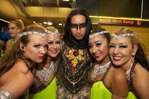 Salsa Toronto Dance PanAm Games Opening Ceremony