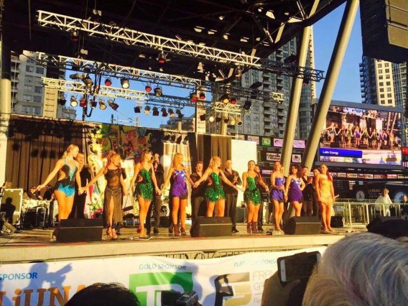 Toronto world best dance shows