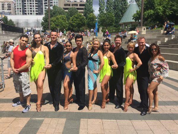 Toronto best dance show