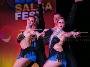 Toronto team Los Angeles salsa congress2