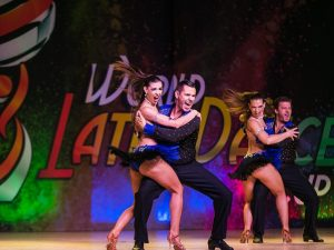 top salsa dance school toronto