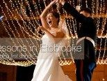 choreograph wedding dance Toronto romantic wedding first dance choreography lessons