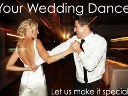 Toronto dance wedding choreography lessons