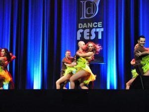 toronto latin festival salsa dance show