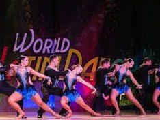amazing bachata dance show performance