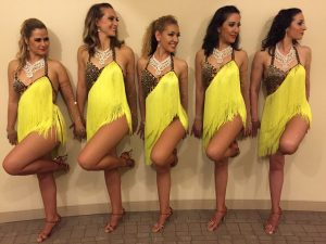 Sexy ladies dance show
