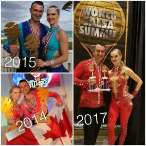 Best Bachat lessons Toronto World Champions