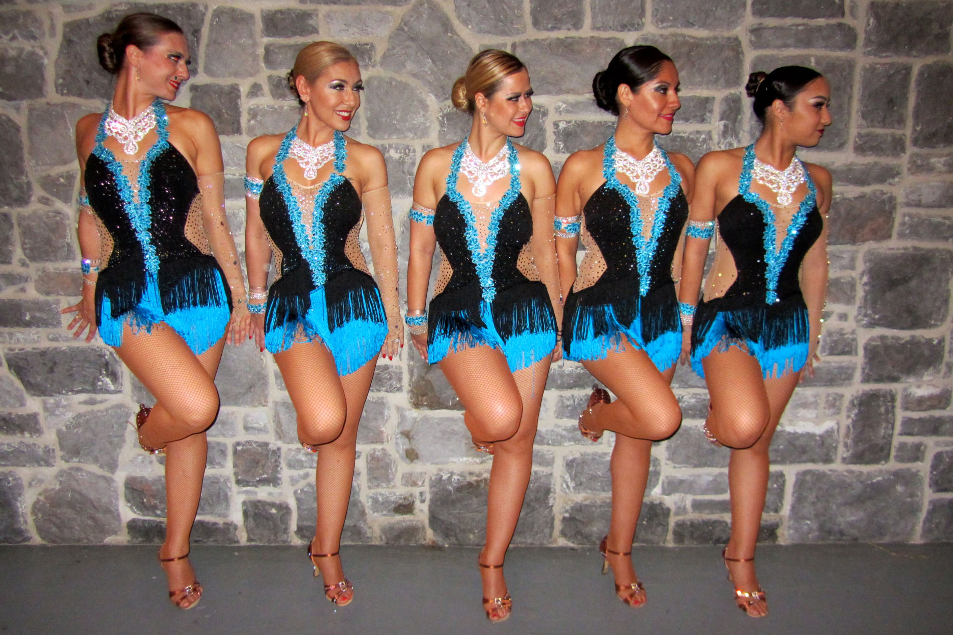 Sexy Bachata Ladies Styling