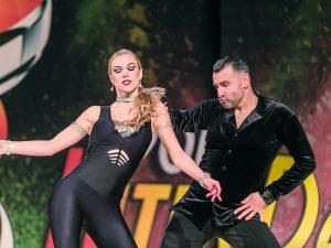 Toronto Bachata Dance School Lessons World Champions
