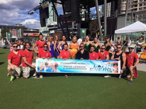 mississauga Latin festival dance school