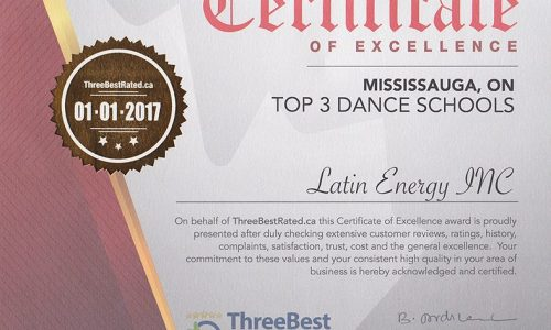Toronto Best Salsa Bachata School