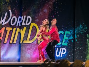World Champions Class Toronto Bachata dance beginners