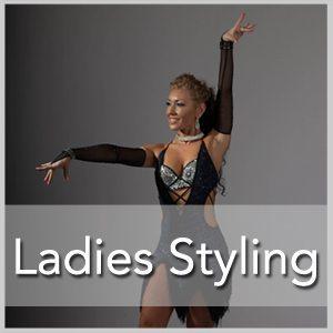 Sexy Salsa Ladies Styling Toronto