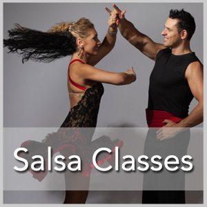 Salsa Dance Lessons Toronto
