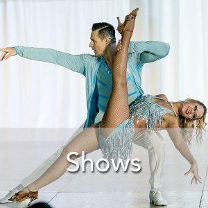 Toronto Bachata Dance Shows