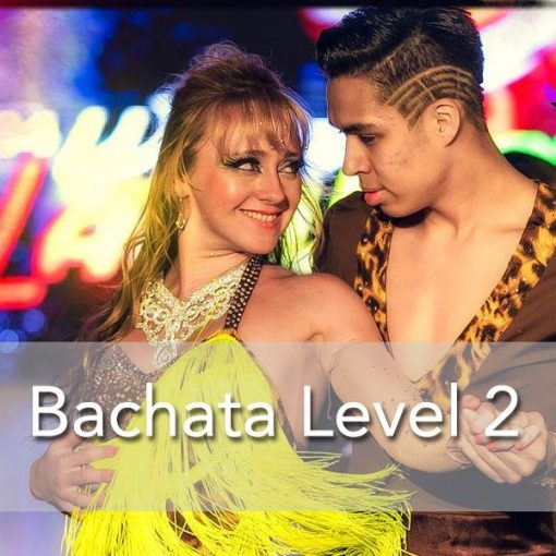 Toronto BACHATA Lessons LEVEL 2 Mississauga