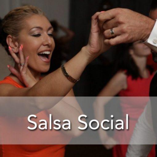 Fun Latin Dance Party social Salsa bachata1