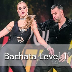 Toronto Dance Bachata level 1