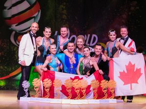 Toronto best Bachata dance school World champion Dance school