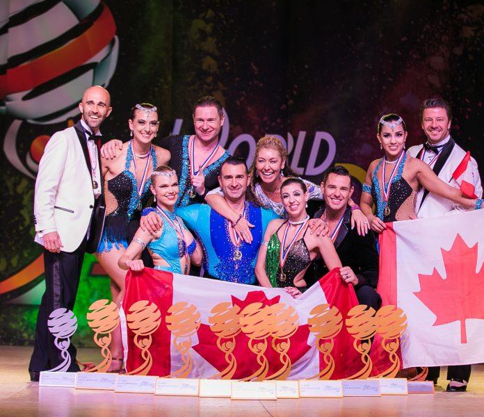 Toronto best Bachata dance school World champion Dance school