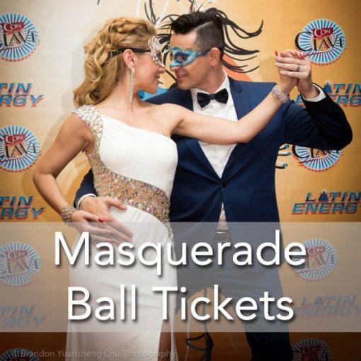 Toronto Salsa Bachata Masquerade Ball Tickets