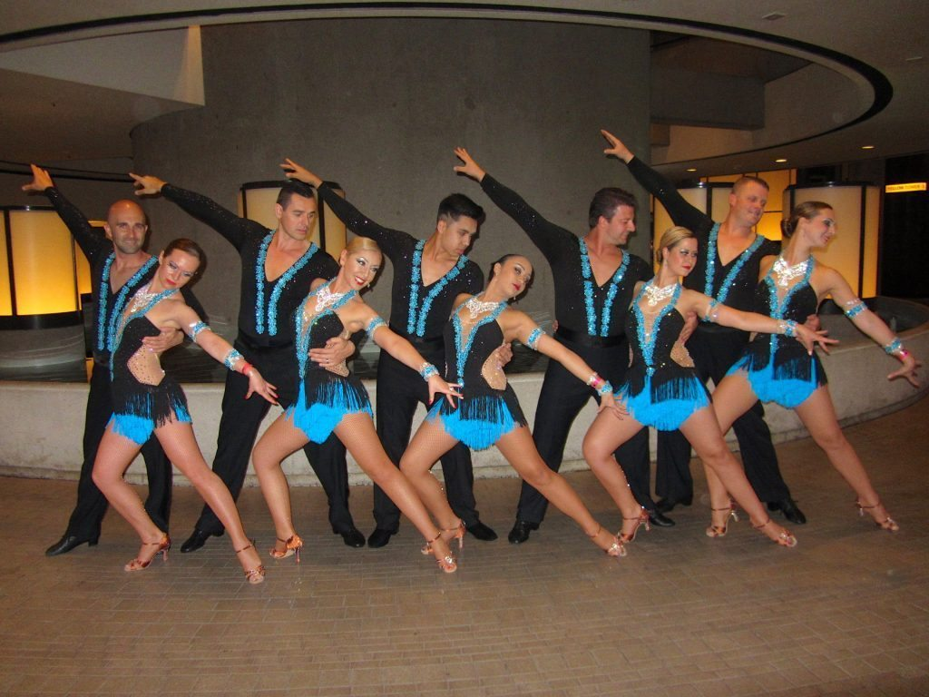 Toronto Salsa Lessons Performance Dance Team Course