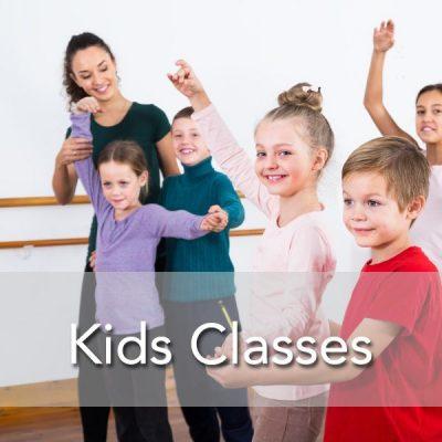 Toronto Kids dancing salsa