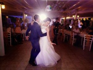 choreograph wedding dance Toronto romantic wedding first dance choreography lessons