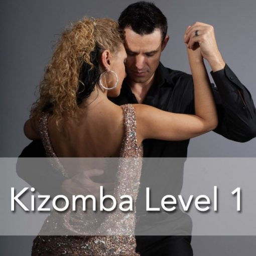 Mississauga kizomba Level 1