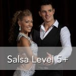 Best Salsa dance Toronto level 5