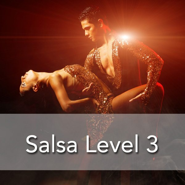 Toronto Salsa Dance Lessons Level 3