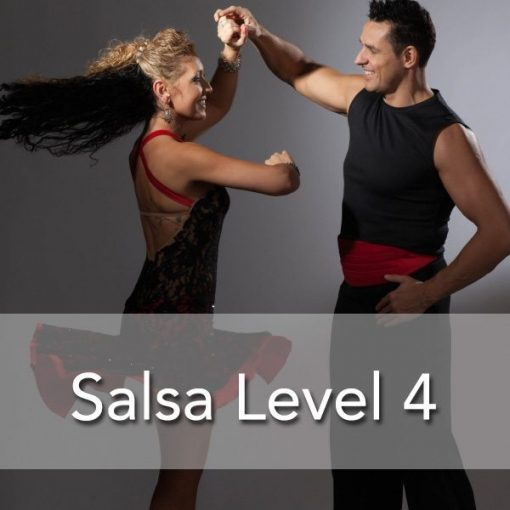 salsa dance toronto level 4