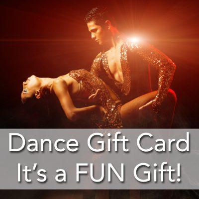 Fun Dance Gift Card Ideas Dance Class