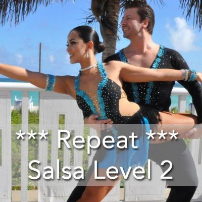 Toronto repeat salsa level 2