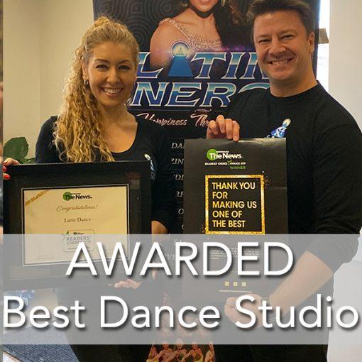 Awarded Best Dance Studio Mississauga News